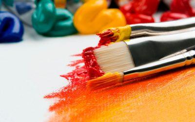«Ich male mir mein Leben, bunt und wie es mir gefällt» – Warum ist das Leben wie ein kreativer Malprozess?