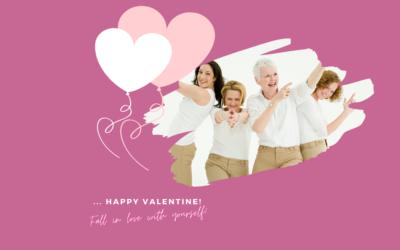 Was denkt der hl. Valentin über Selbstfürsorge?